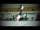 Ежедневные тренировки гимнасток